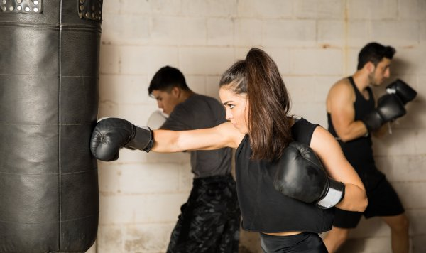 Boxing Classes in Southlake